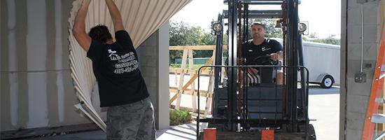 Garage Door Repair Fullerton